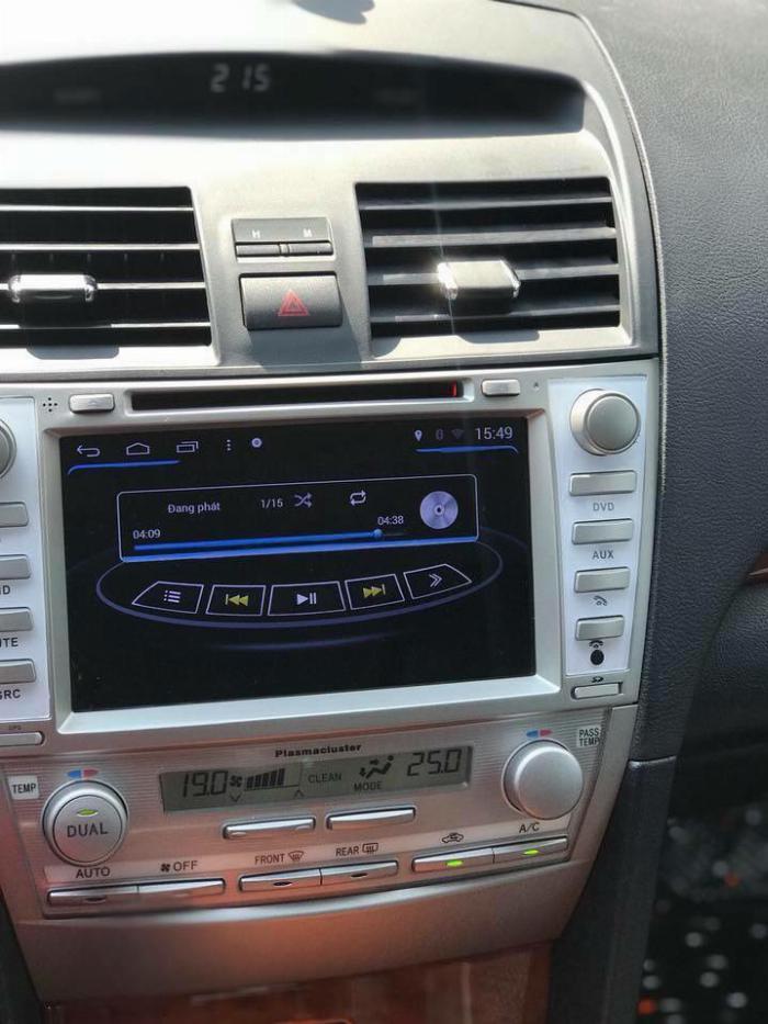 Nhà kẹt tiền bán Toyota Camry 3.5q 2010 số tự động bản full, 5