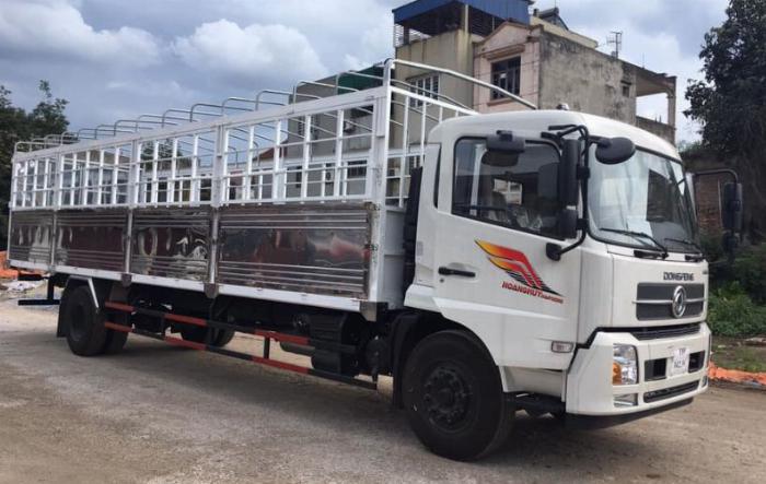 Dongfeng b180 Báo Giá xe tải Dongfeng b180 nhập khẩu nguyên chiếc 10