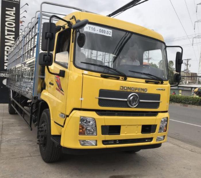 Giá xe tải DongFeng B180  9t3 thùng 7M6 Thiện Lộc ô tô Phú Mẫn 0