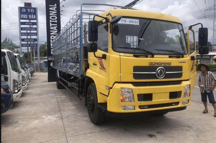 Dongfeng  sản xuất năm 2019 Số tự động Xe tải động cơ Dầu diesel