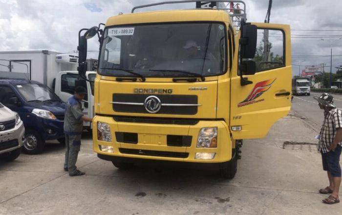 Dongfengb180 báo giá xe tải dongfeng b180 nhập khẩu tiêu chuẩn Euro V