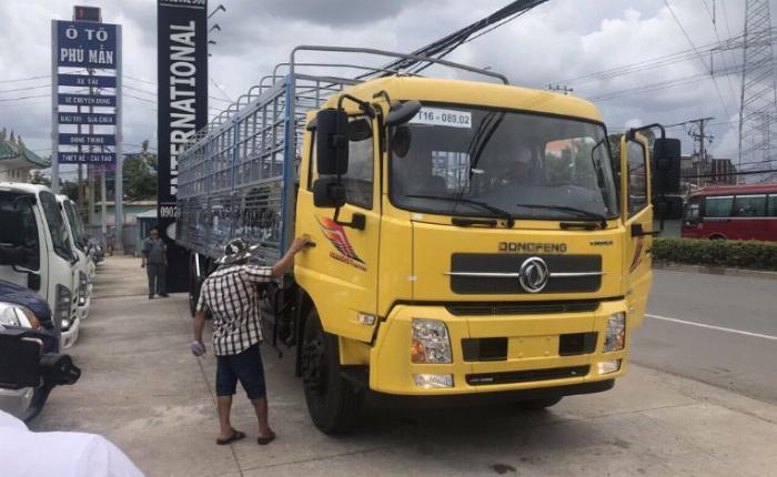 Giá xe tải DongFeng B180  9t3 thùng 7M6 Thiện Lộc ô tô Phú Mẫn 5