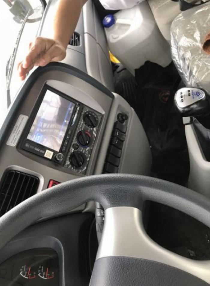 Giá xe tải DongFeng B180  9t3 thùng 7M6 Thiện Lộc ô tô Phú Mẫn 8