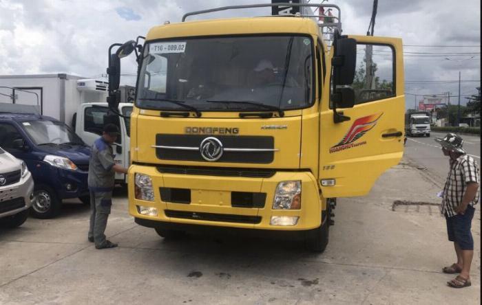 Dongfeng b180 Báo Giá xe tải Dongfeng b180 nhập khẩu nguyên chiếc 8