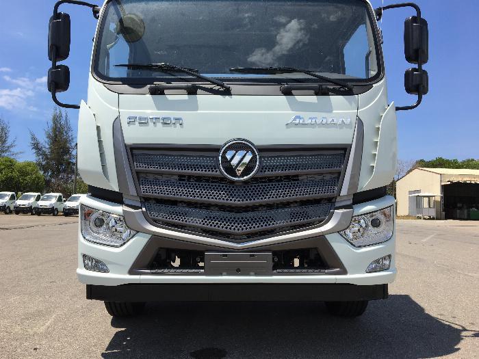 xe tải thaco 14 tấn - auman c240.e4 - thùng 9,5m - động cơ cummins 0