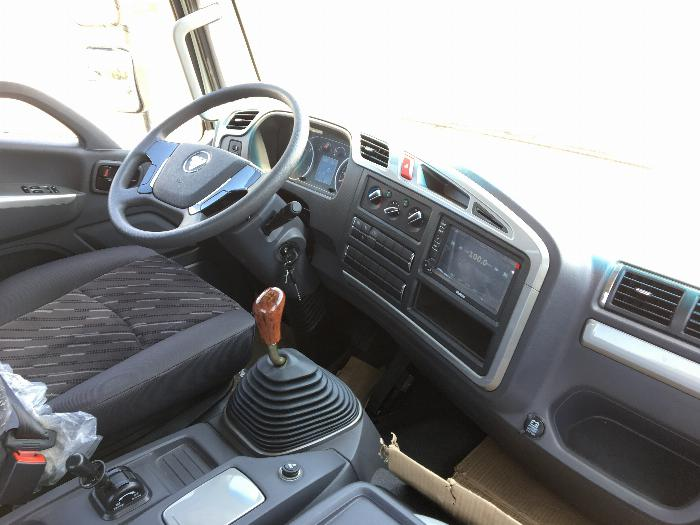 xe tải thaco 14 tấn - auman c240.e4 - thùng 9,5m - động cơ cummins
