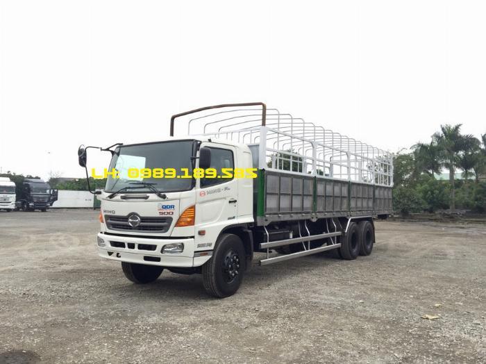 Xe tải Hino 500 FL, FM, Xe hino 15t/ hino 15 tấn mui bạt, kín 0