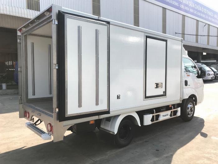 Xe tải K250 thùng đông lạnh tải trọng 1990 kg lưu thông quận 1 0