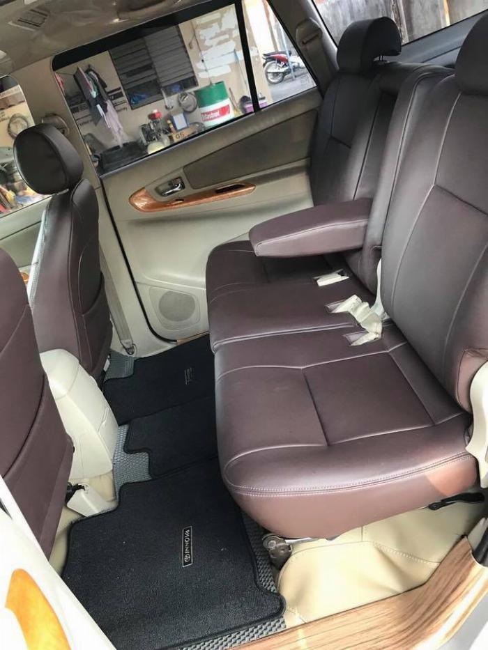 Gia đình cần bán xe Toyota innova 2008, số sàn 3