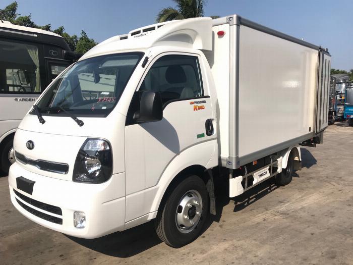 Xe tải K250 thùng đông lạnh tải trọng 1990 kg lưu thông quận 1 3