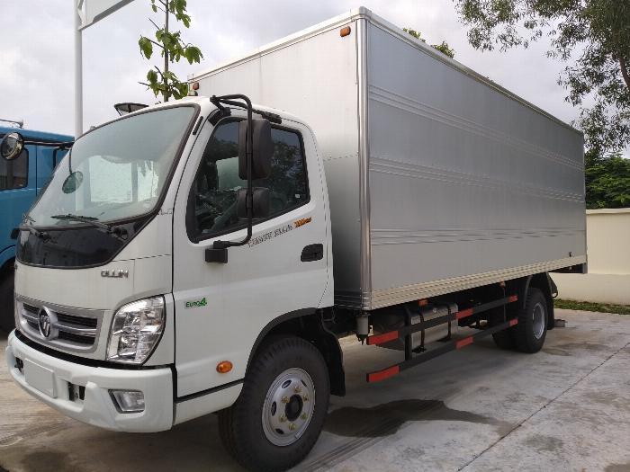 Mua bán xe tải 7 tấn thùng 6m2 BRVT Vũng Tàu - Gía xe tải 7 tấn tốt nhất 2019 0