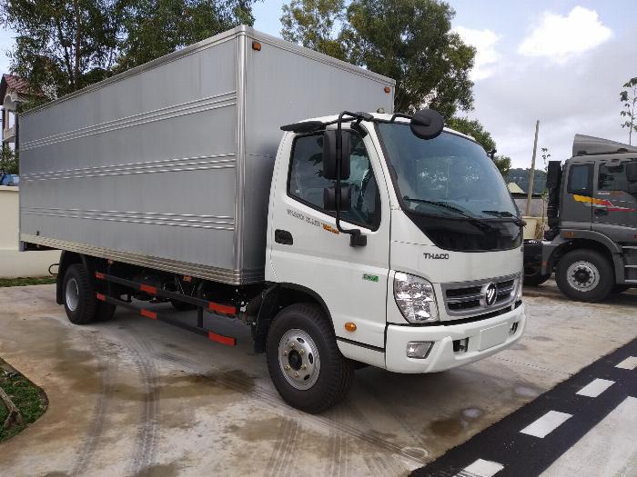 Mua bán xe tải 7 tấn thùng 6m2 BRVT Vũng Tàu - Gía xe tải 7 tấn tốt nhất 2019 1