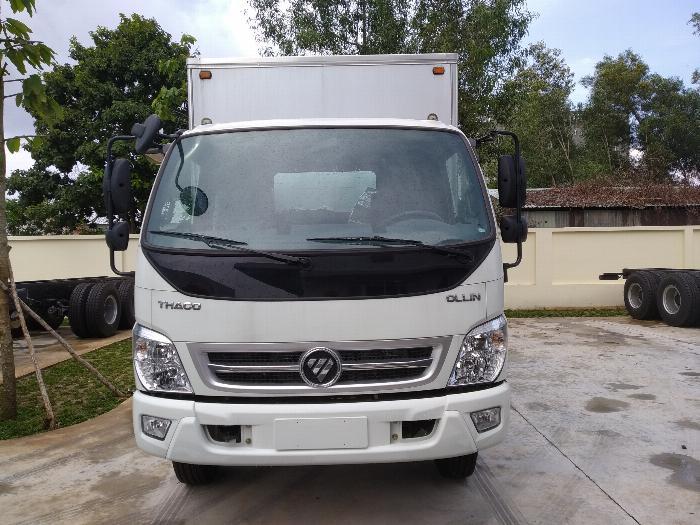 Mua bán xe tải 7 tấn thùng 6m2 BRVT Vũng Tàu - Gía xe tải 7 tấn tốt nhất 2019 2