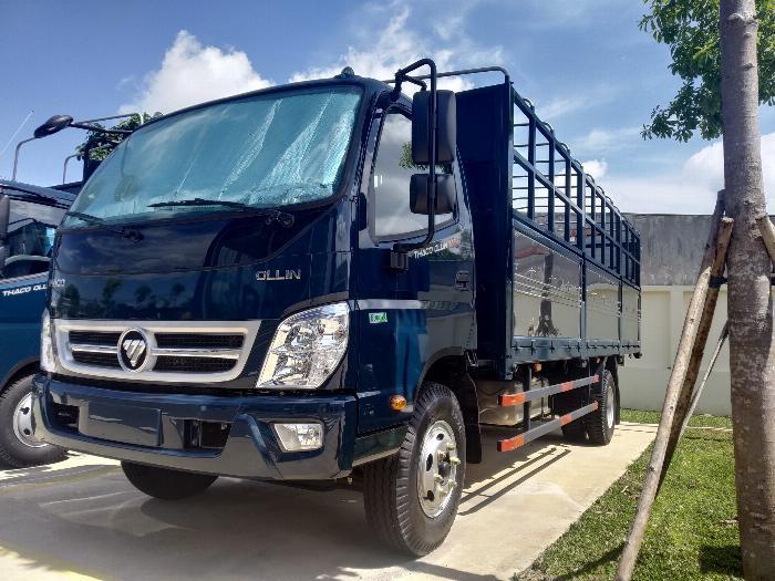 Mua bán xe tải 7 tấn thùng 6m2 BRVT Vũng Tàu - Gía xe tải 7 tấn tốt nhất 2019 3