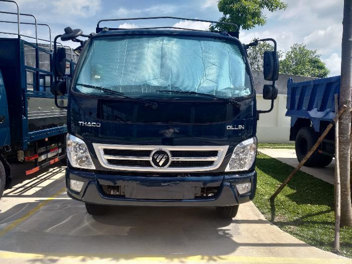 Mua bán xe tải 7 tấn thùng 6m2 BRVT Vũng Tàu - Gía xe tải 7 tấn tốt nhất 2019 4