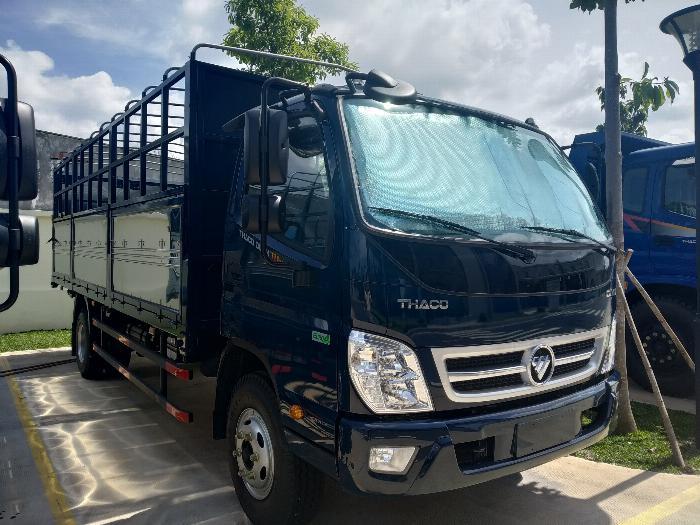 Mua bán xe tải 7 tấn thùng 6m2 BRVT Vũng Tàu - Gía xe tải 7 tấn tốt nhất 2019 5