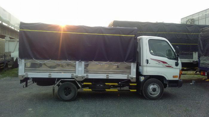 xe tải 2.5 tấn N250sl hyundai thành công