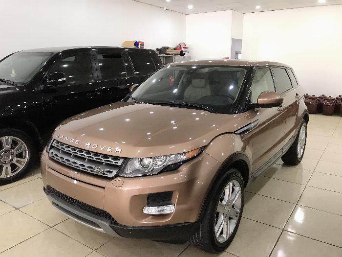 Bán LandRover Range Rover Evoque Pure Premium 2.0,đăng ký 2016.LH : 0906223838