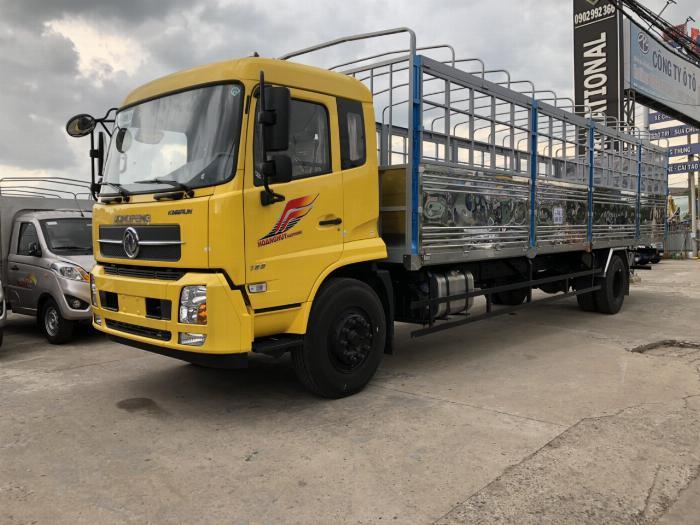 Xe tải Dongfeng b180 - Giá DongFeng b180 thùng dài 9m5 tải trọng 9t3 nhập 2019 7