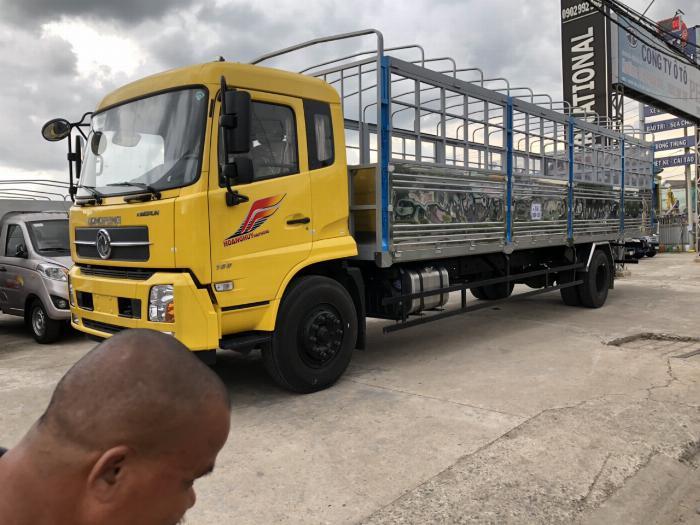 Xe tải Dongfeng b180 - Giá DongFeng b180 thùng dài 9m5 tải trọng 9t3 nhập 2019 2