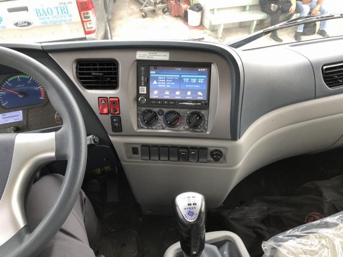 Xe tải Dongfeng b180 - Giá DongFeng b180 thùng dài 9m5 tải trọng 9t3 nhập 2019 4