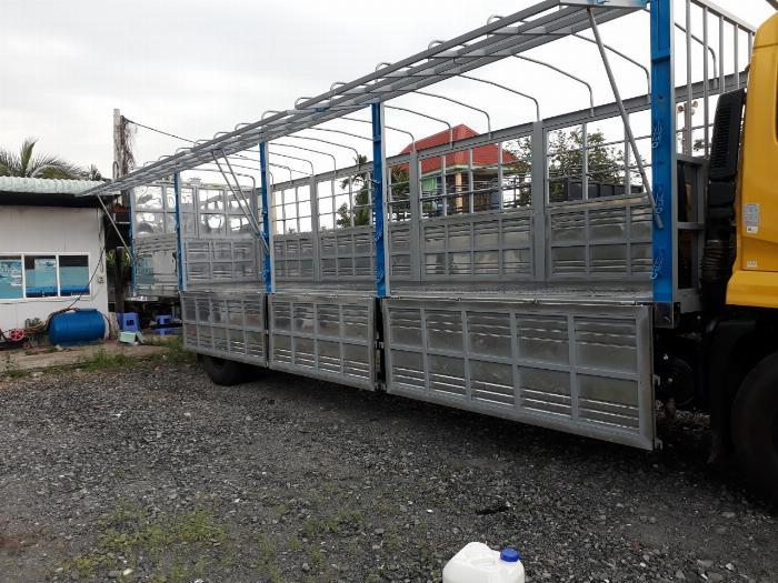 Xe tải Dongfeng b180 - Giá DongFeng b180 thùng dài 9m5 tải trọng 9t3 nhập 2019 6