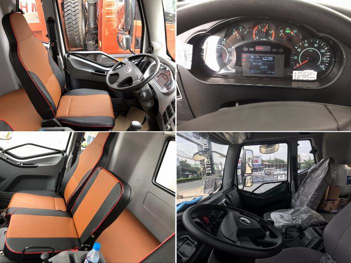 xe tải Faw 7.2T 2