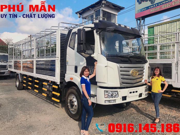 xe tải Faw 7.2T 0