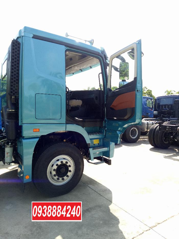 Bán xe tải Thaco Auman 4 chân 17 tấn C300.E4 Long An Tiền Giang Bến Tre 8