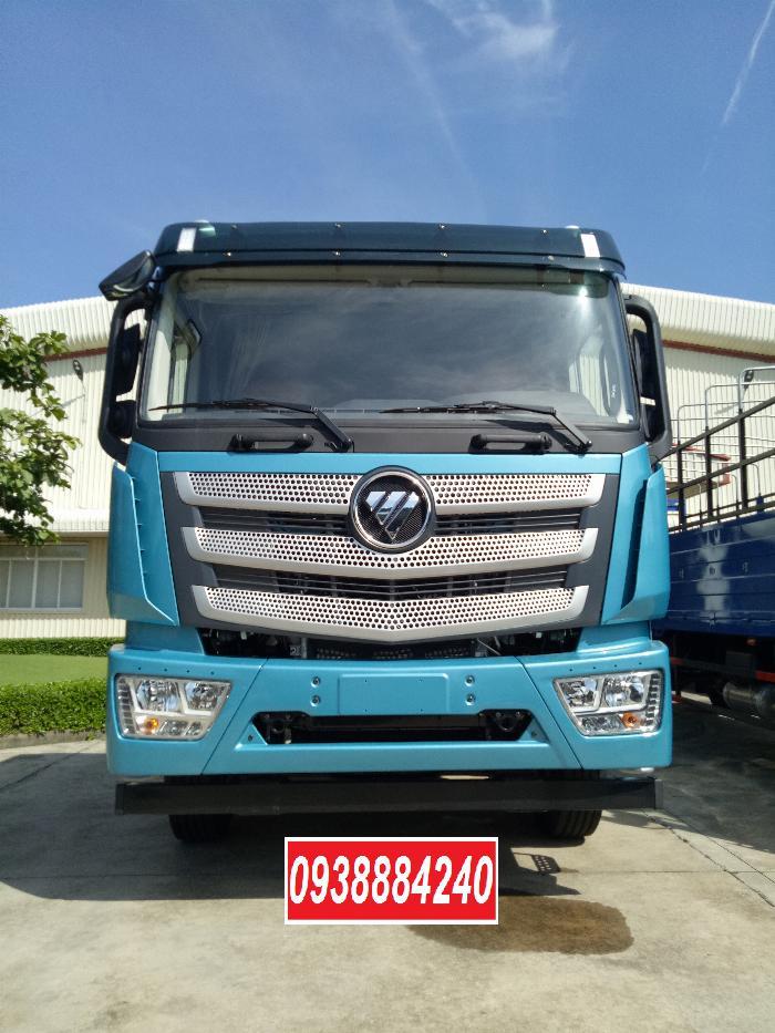 Bán xe tải Thaco Auman 4 chân 17 tấn C300.E4 Long An Tiền Giang Bến Tre 9