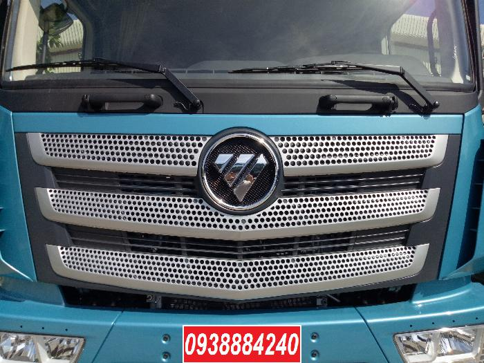 Bán xe tải Thaco Auman 4 chân 17 tấn C300.E4 Long An Tiền Giang Bến Tre 12