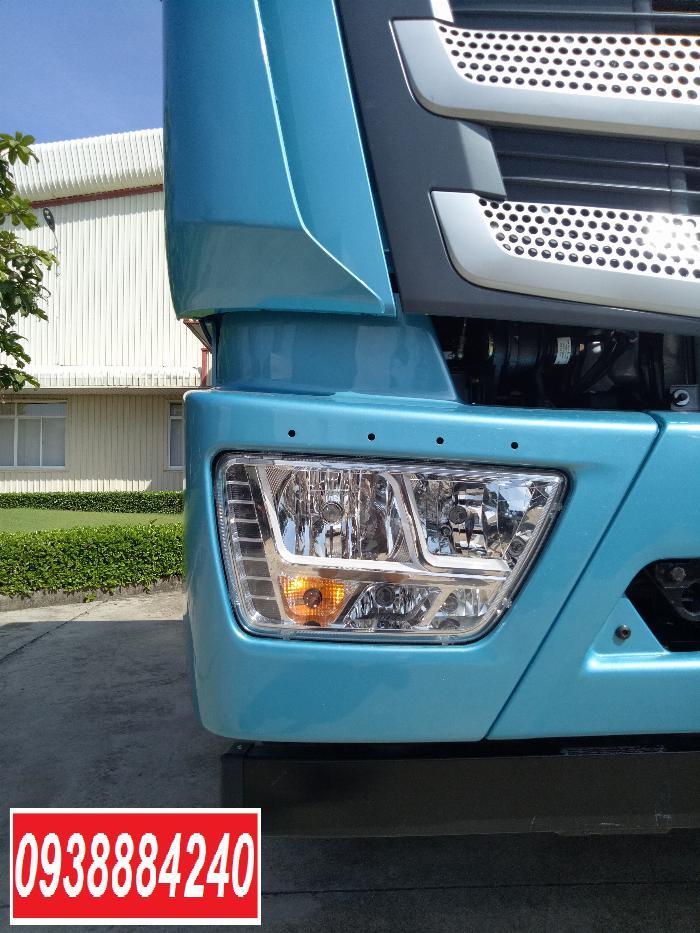 Bán xe tải Thaco Auman 4 chân 17 tấn C300.E4 Long An Tiền Giang Bến Tre 13