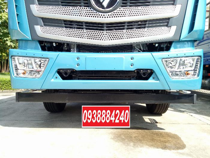 Bán xe tải Thaco Auman 4 chân 17 tấn C300.E4 Long An Tiền Giang Bến Tre 14