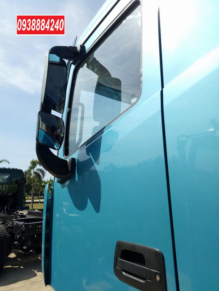 Bán xe tải Thaco Auman 4 chân 17 tấn C300.E4 Long An Tiền Giang Bến Tre 15