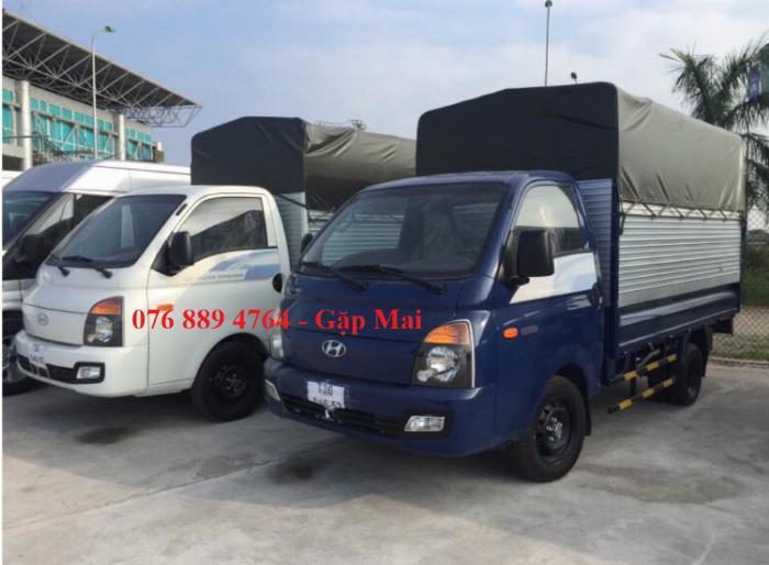 Bán xe  Hyundai H150 Thùng lửng - 1t5 - Giá thương lượng