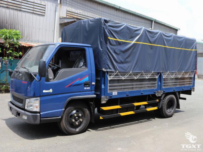 Bán xe huyndai Đô Thành IZ49 - 2,5 tấn – Gía hợp lý