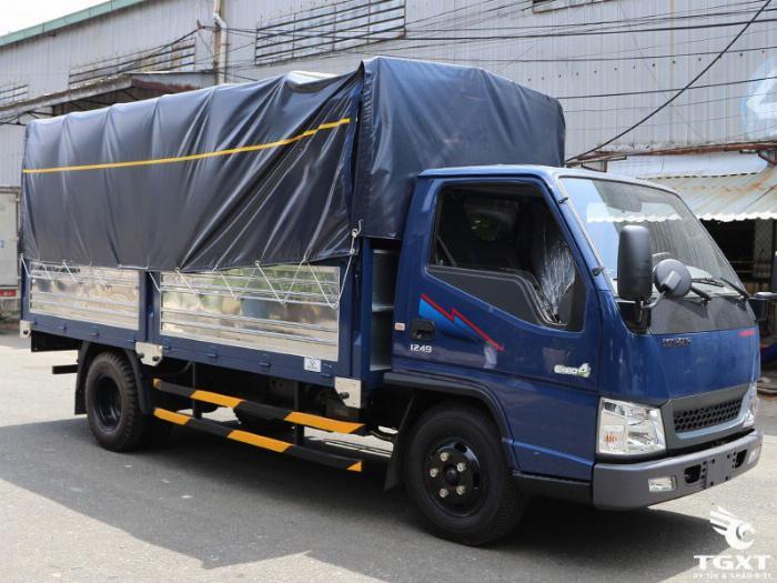 Bán xe huyndai Đô Thành IZ49 - 2,5 tấn – Gía hợp lý 2