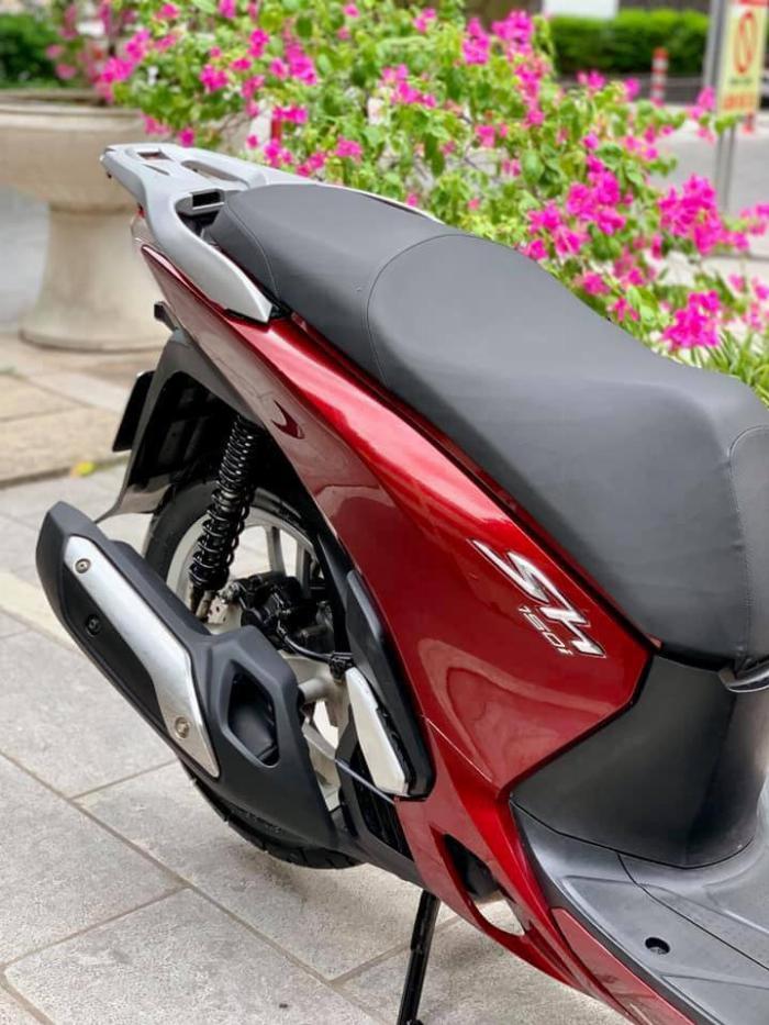 SH 150 2015 đỏ nguyên bản cần bán