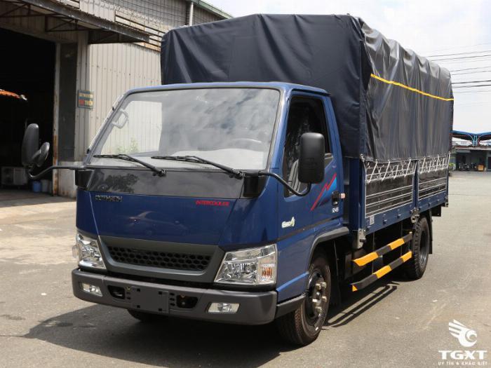 Bán xe huyndai Đô Thành IZ49 - 2,5 tấn – Gía hợp lý 3