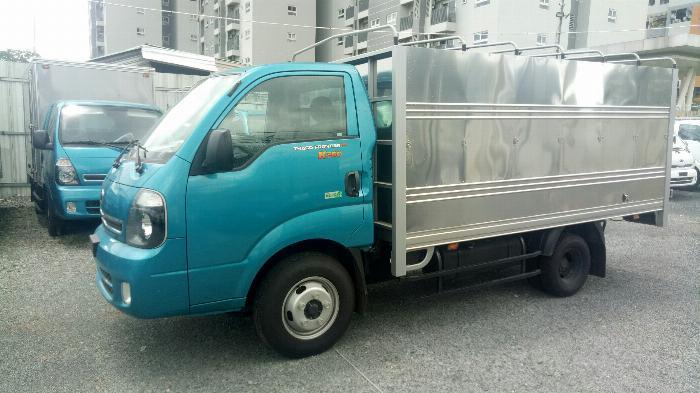 Cần bán xe tải KIA K250 thùng mui bạt tải trọng 2,49 tấn, hỗ trợ trả góp 75% giá trị xe. thủ tục đơn giản nhanh chóng. 3