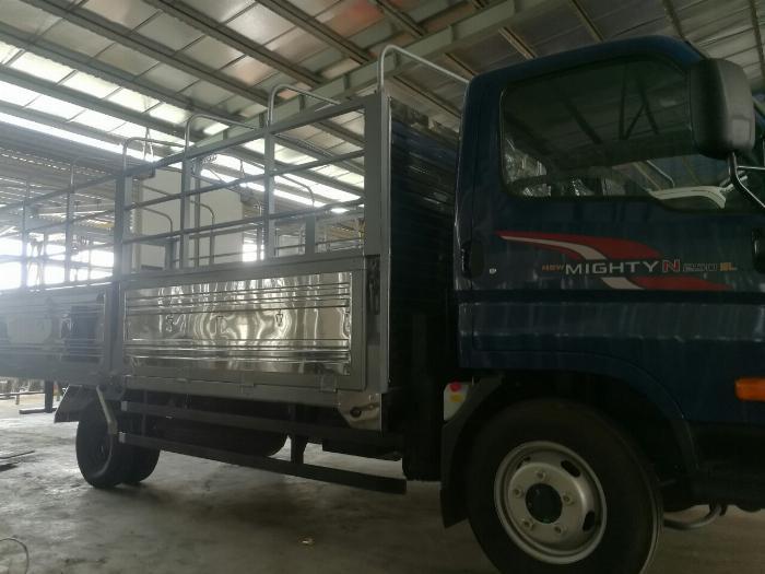 xe tải chạy trong thành phố hyundai thùng dài 4m3 n250sl 0