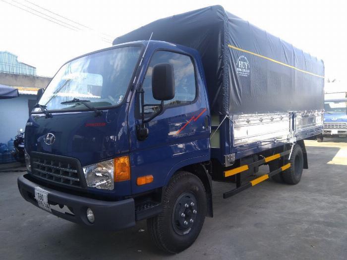 xe tải ga cơ hyundai mighty 2017 cuối cùng trên thị trường 3
