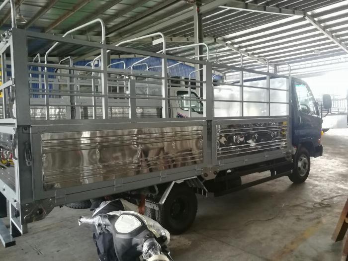 xe tải chạy trong thành phố hyundai thùng dài 4m3 n250sl 1