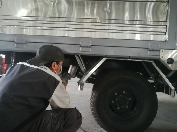 xe tải chạy trong thành phố hyundai thùng dài 4m3 n250sl 2