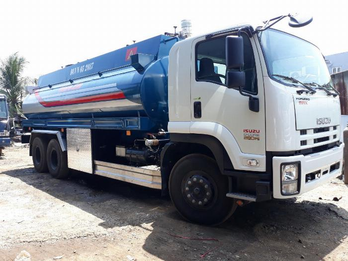 Bán xe Isuzu Nhật Bản 15 tấn, đời 2019, hỗ trợ trả góp