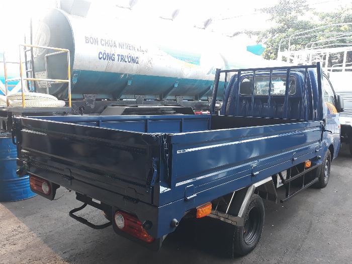 xe tải chạy trong thành phố 1,5 tấn hyundai porter h150 1