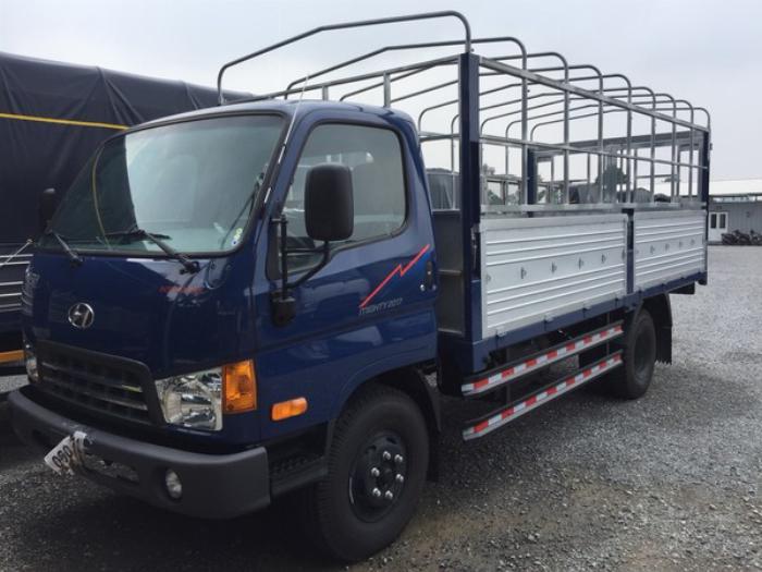 xe tải ga cơ hyundai mighty 2017 cuối cùng trên thị trường 2