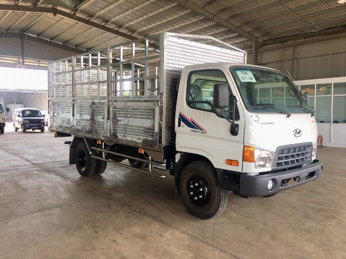 xe tải ga cơ hyundai mighty 2017 cuối cùng trên thị trường 0