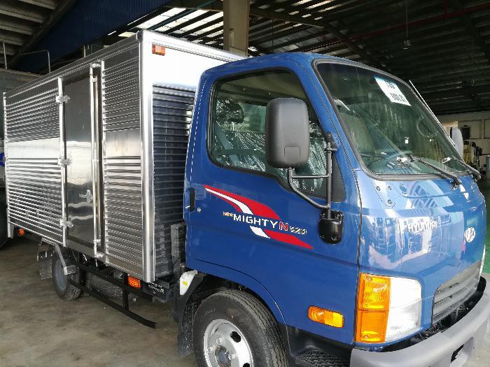 xe tải chạy trong thành phố 2,5 tấn hạ tải 1,9 tấn 0