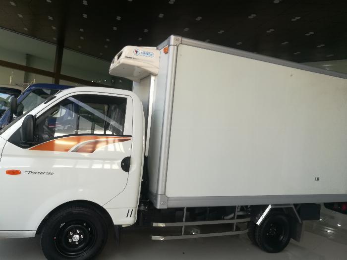 xe tải chạy trong thành phố 1,5 tấn hyundai porter h150 0